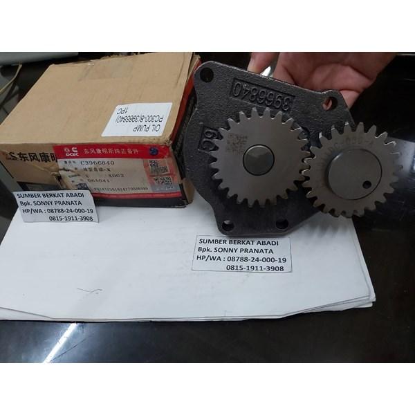 Oil Pump 3966840 for Cummins Diesel Engine