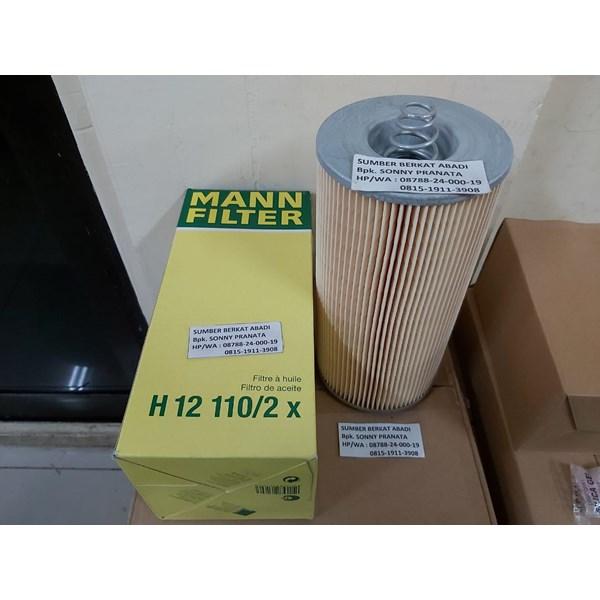 MANN FILTER H12 110/2X  H121102X OIL FILTER