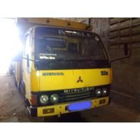 Mobil Angkutan Mitsubishi Fe 334 Ps100 Warna Kuning