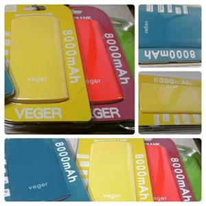 Power Bank Slim 8000 Mah