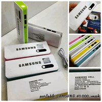 Power Bank 40.000 Mah 1