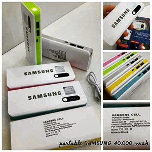 Power Bank 40.000 Mah