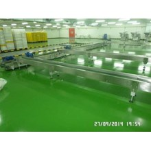 Conveyor flat Belt PU Pvc