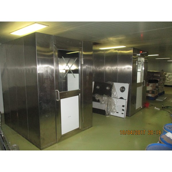 Air Shower Room 2-3 orang brand MiM