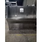 Scrub Sink 2 Kran automatis Mim 4