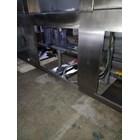 Scrub Sink 2 Kran automatis Mim 3