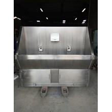 Scrub Sink 2 Keran Automatic