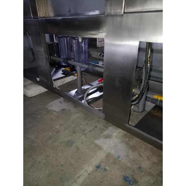 Scrub Sink 2 Kran automatis Mim