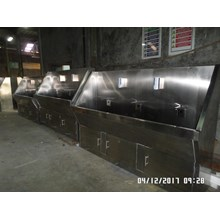 Scrub Sink 3 Keran Automatic