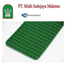 Conveyor Belt AMMERAAL BELTECH PVC GREEN ROUGHTOP
