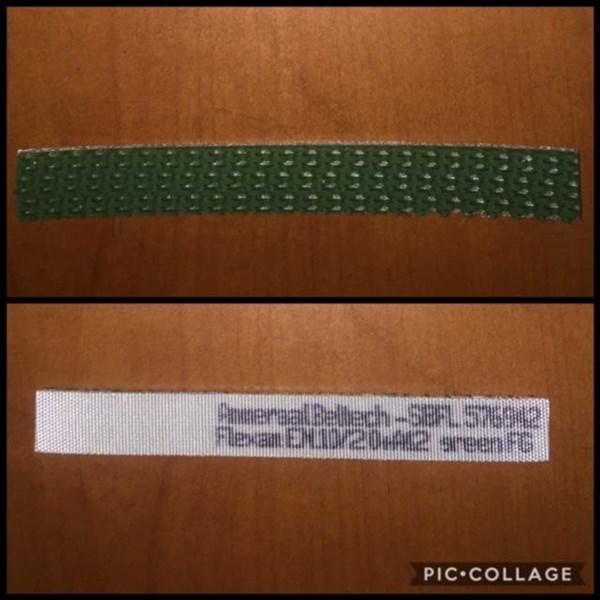 Belt PVC Roughtop 5mm AMMERAAL BELTECH