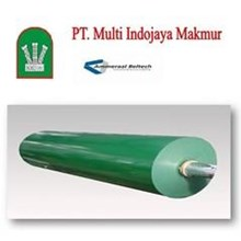 AMMERAAL BELTECH PVC DARK GREEN 2 MM
