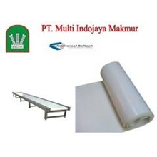 Conveyor Belt AMMERAAL BELTECH TPU WHITE 1.2 Mm
