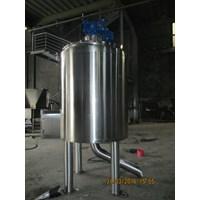 Storage Tank Stainles bersertifikat 1