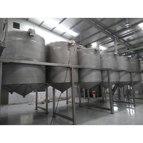 Storage Tank Stainless bergaransi