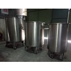 Tank Stainless Steel 2