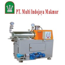 Horizontal Bead Mill (Agitator)