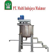 Stationary Mixer Model SM