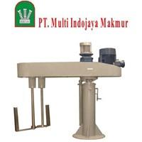 Twin Shaft Mixer Model TSM