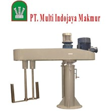 Twin Shaft Mixer Model TSM