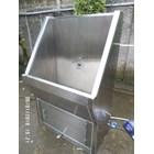 Scrub Sink 1 krane  Rumah Sakitsensor automatis MiM 3