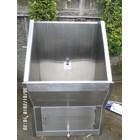 Scrub Sink 1 krane  Rumah Sakitsensor automatis MiM 5
