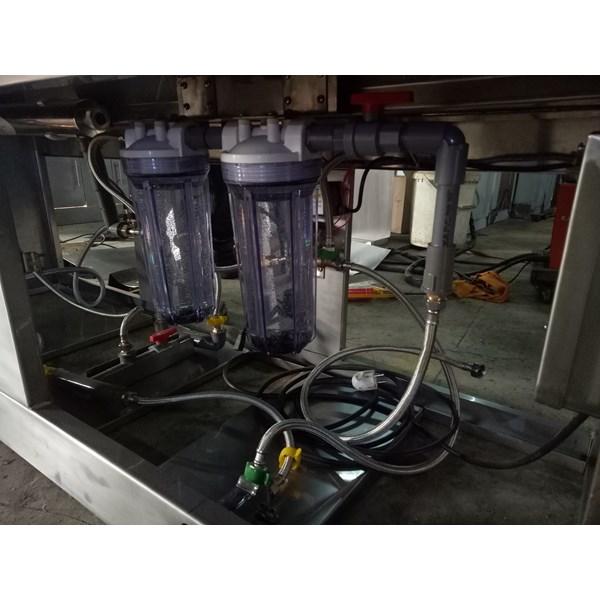 Scrub Sink 1 krane  Rumah Sakitsensor automatis MiM