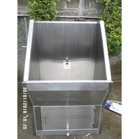 Jual Scrub sink Manual