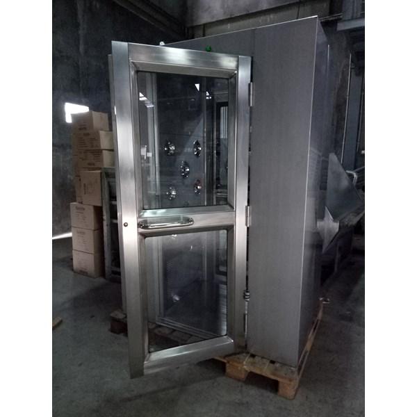 Air Shower 1-2 orang  1 modul 1 koridor MiM