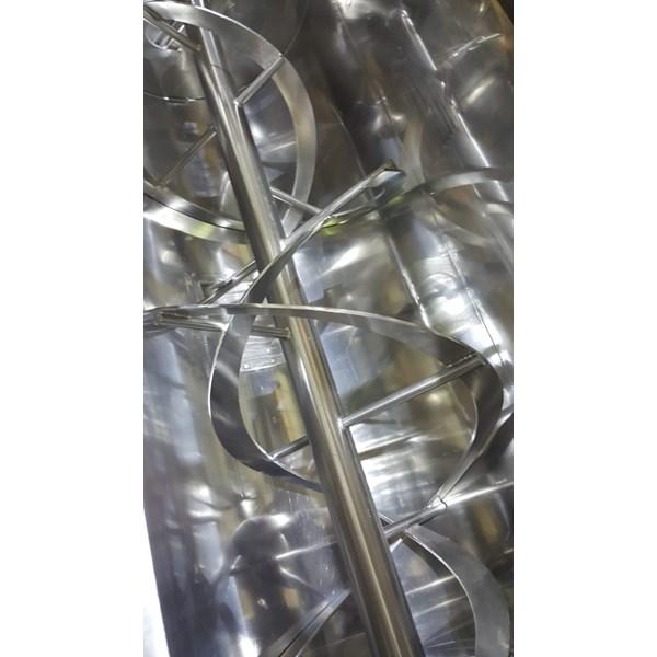 Jual Ribbon Mixer 100 1000 Kgs