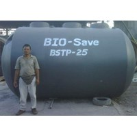 Jual Bio-Save BSTP-25 ( Waste Water Treatment Tank)