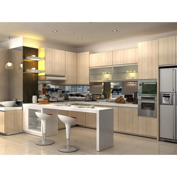 Ordinaire Kitchen Set Minimalis Jakarta By PT Max Interior Jakarta
