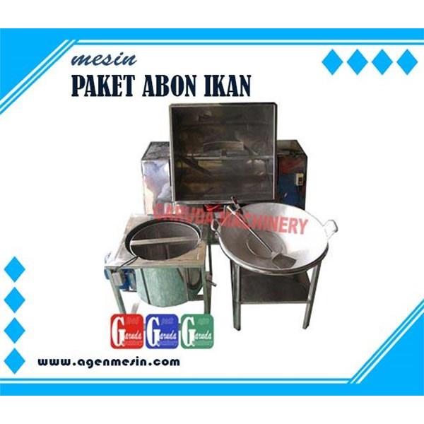 Abon Fish Making Machine