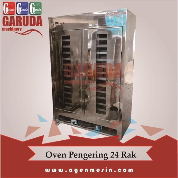 Mesin Oven Pengering 24 Rak 2 Pintu