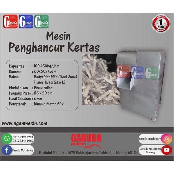 Mesin Penghancur Kertas / Dokumen