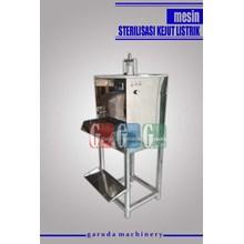Mesin Sterilisasi Minuman (Pasteurisasi Kejut Listrik)