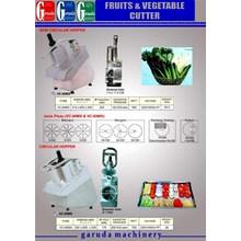 Mesin Cutter Buah dan Sayur Serbaguna