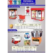Mesin Popcorn dan Gula kapas