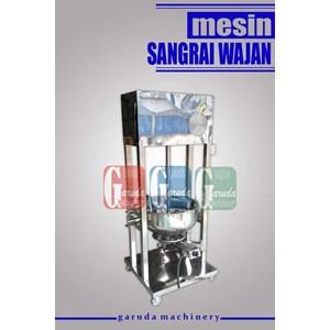 Mesin Sangrai Wajan