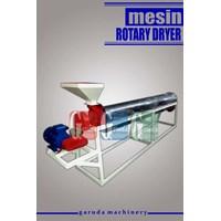 Mesin Pengering Rotary Dryer 1