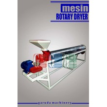 Mesin Pengering Rotary Dryer
