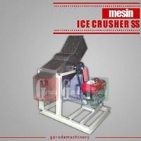 Alat Mesin Penghancur Es ( ice crusher )