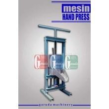Mesin Pengolah Pemeras Kelapa ( Hand Press )
