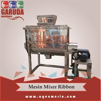 Machine Powder Mixer ( Mixer Ribbon )