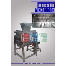 Mesin Pengaduk Bubuk ( Mixer Ribbon )