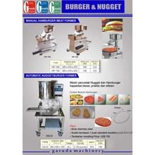 Mesin Cetak Burger