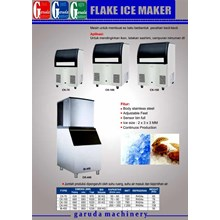 Alat alat Mesin Pembuat Es ( Flake Ice Maker)