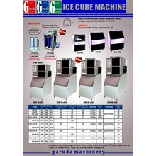 Alat alat Mesin Pembuat Es ( Ice Cube Machine)