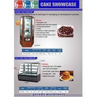 Jual Mesin Showcase Cake