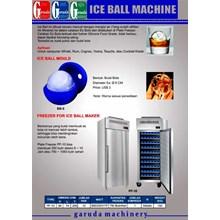 Alat alat Mesin Pembuat Es Bola ( Ice Ball )